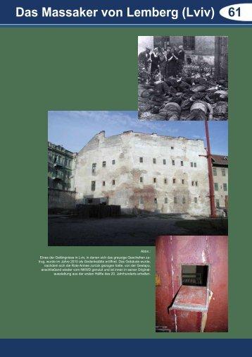 Das Massaker von Lemberg (Lviv) 61 - Via Regia