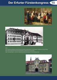 Der Erfurter Fürstenkongress 15 - Via Regia