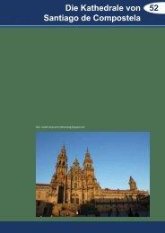 52 Die Kathedrale von Santiago de Compostela - Via Regia