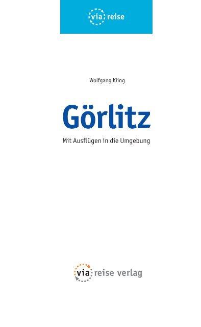 Görlitz - via reise verlag