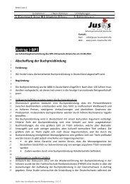 Abschaffung der Buchpreisbindung - SPD-Ortsverein Bramsche