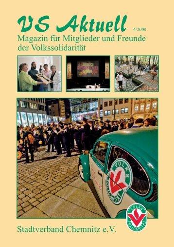 VS Aktuell 2008 4.pdf - VS Aktuell - Volkssolidarität Stadtverband ...