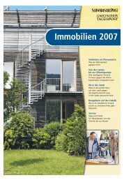 Immobilien 2007 - Schwäbische Post