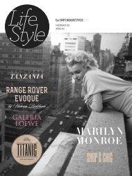 Nº 5 LifeStyle Magazine by Informativos.Net