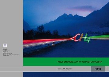 Erdgasfahrzeuge - Iveco