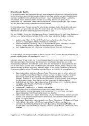 Behandlung einer Blasenentzündung (PDF)