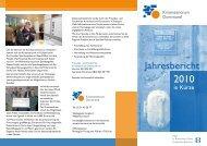 2010 Jahresbericht