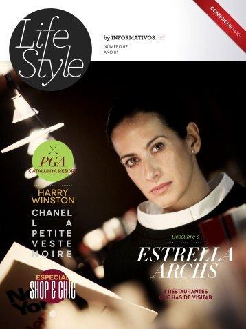 Nº 7 LifeStyle Magazine by Informativos.Net