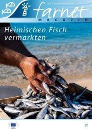 Heimischen Fisch vermarkten - Europa