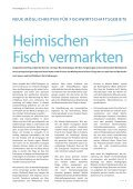Heimischen Fisch vermarkten - Europa - Seite 4