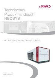 NEOSYS Technisches Produkthandbuch - Lennox