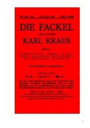 Die Gesellschaft der Feinde - Welcker-online.de