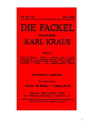 Wehr und Wucher - Welcker-online.de