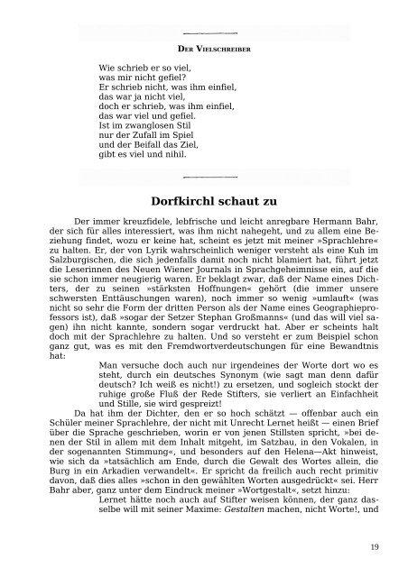 Alles, nur nicht die Gobelins! - Welcker-online.de