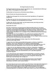 Die illegale Hausdurchsuchung - Wemepes.ch