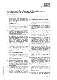 AGB Inzahlungnahme November 2011 - IBM