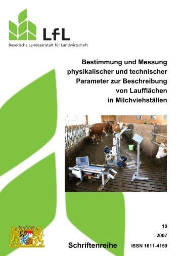 Bestimmung und Messung physikalischer und technischer ...