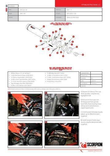 rapid chip installation instructions