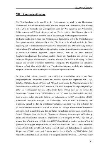 7 Zusammenfassung Der Ergebnisse Und Ausblick Ruhr