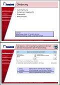 Gewinn- und Verlustrechnung sowie Bilanzpolitik und - Universität ... - Seite 2