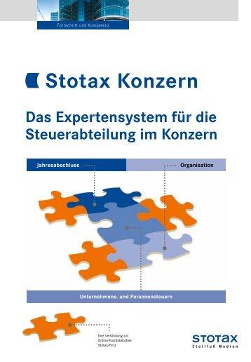 Stotax Konzern - Stollfuß Medien