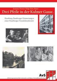 Drei Pfeile in der Kulmer Gasse. AvS - SPD Hamburg