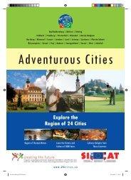 Fertiges Magazin auf Englisch 1 - 24 Cities
