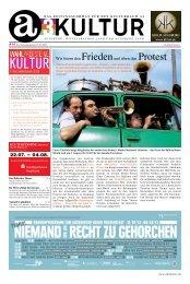 rahmen pro gramm zum augsburger hohen friedensfest ... - a3kultur