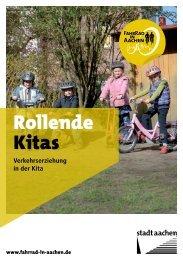 Rollende Kitas - Stadt Aachen