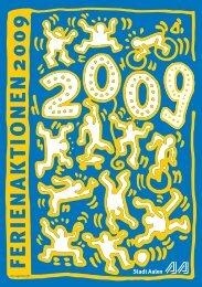 FERIENAKTIONEN 2009 - Stadt Aalen