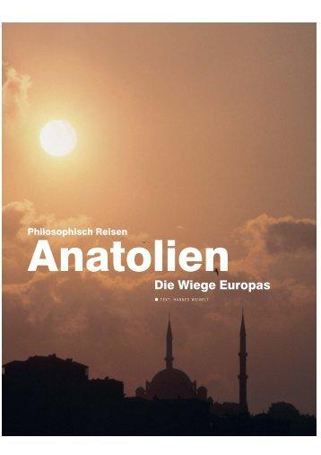 Die Wiege Europas - Abenteuer Philosophie