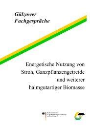 Energetische Nutzung halmgutartiger Biomasse - Abfallratgeber ...