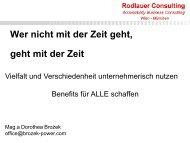 Vortrag Behinderung - Dorothea Brozek - bei abif