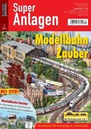 Modellbahn Zauber Mit DVD!