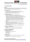 Checkliste Verkaufsplanung-Verkaufskonzept - Absatzwirtschaft - Seite 2