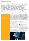 Autodesk® Showcase™ Entscheidungen sichtbar machen. - Seite 2