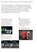 Autodesk® Showcase™ Entscheidungen sichtbar machen. - Seite 7