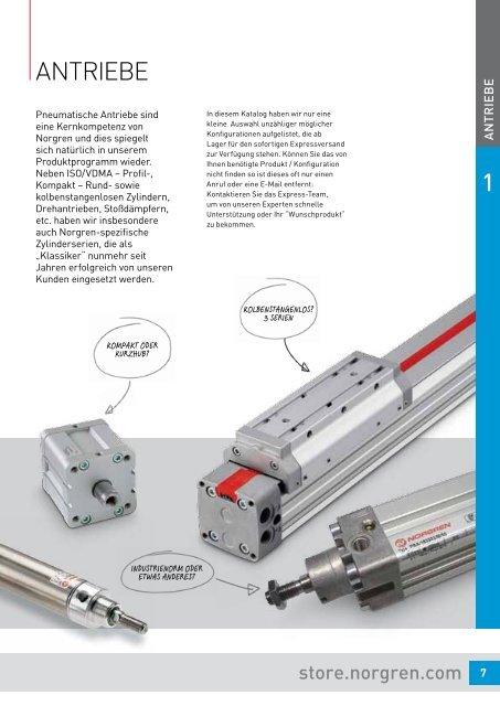 Rundzylinder einfachwirkend ISO6432 mit Magnet   1.EM.20050