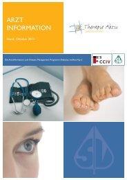 Arztinformation: Stand Oktober 2012 - Therapie Aktiv