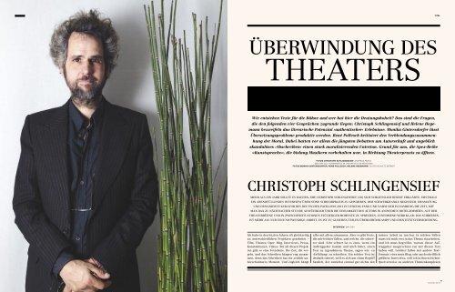 Spex-Interview - Hauser & Wirth