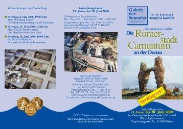 PDF-Folder - und Wirtschaftsmuseum