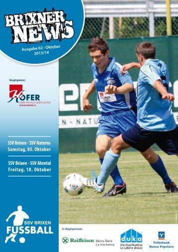 Brixner News, 2. Ausgabe