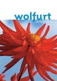 HERBST 2012 - Marktgemeinde Wolfurt