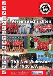Sommer 2011 - TVV Neu Wulmstorf von 1920 eV
