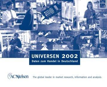 UNIVERSEN 2002 - Nielsen
