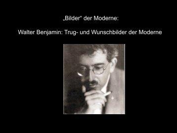 """""""Bilder"""" der Moderne - Theorien und Methoden der ..."""