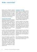 Hirntumoren und Tumoren des Zentralnervensystems - Krebsliga ... - Seite 6