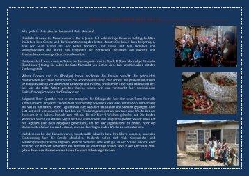 DIGUNA SLUMS NEWS (MAY 2012)