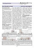 Bachschulzeitung 18 - 22.07.2009 - Bachschule Feuerbach - Seite 3