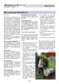 Bachschulzeitung 18 - 22.07.2009 - Bachschule Feuerbach - Seite 6